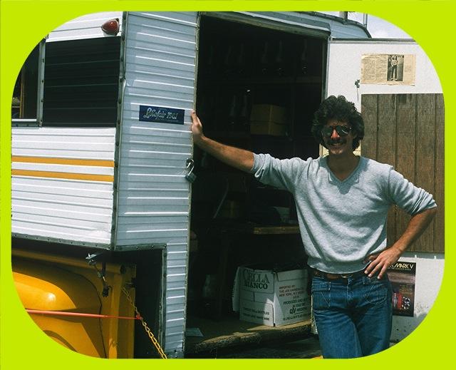 Johnny Skates 1981