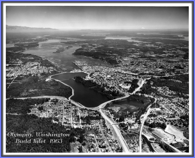 Olympia Aerial to North 1963 Text